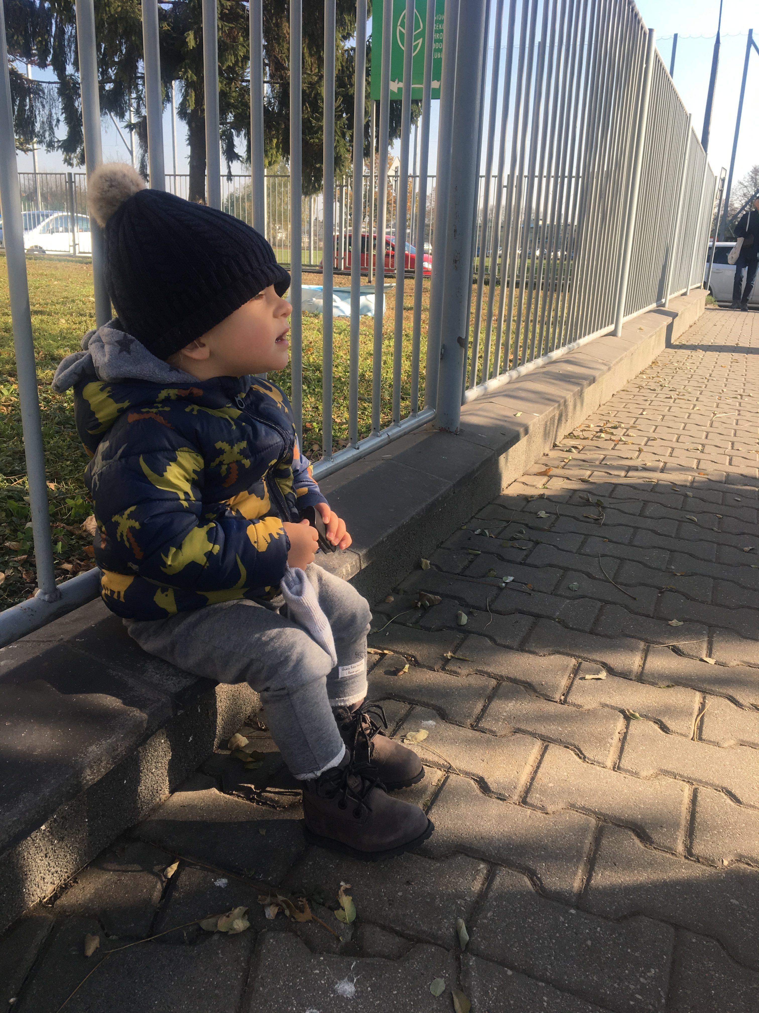 spacery z dzieckiem