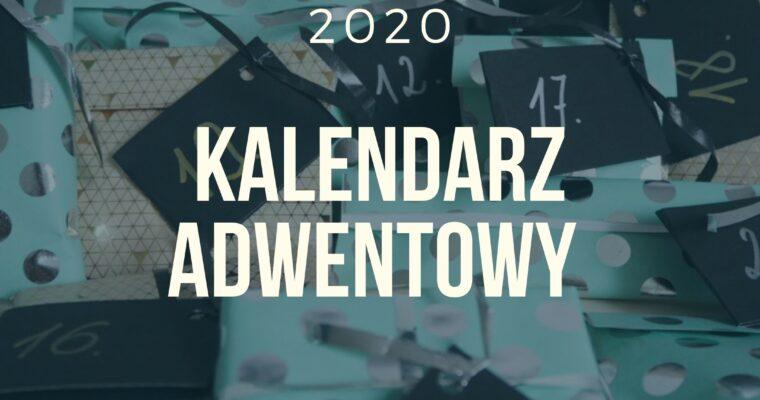 Kalendarz Adwentowy na 2020 rok